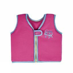 Speedo Childrens Sea Squad Float Vest Vegas Pink