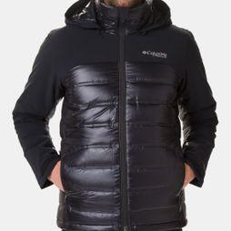 Columbia Mens Heatzone 1000 Turbodown II Jacket Black