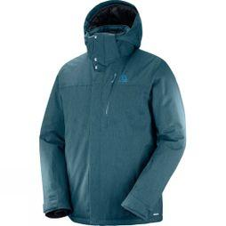 Salomon Mens Fantasy Jacket Reflecting Pond