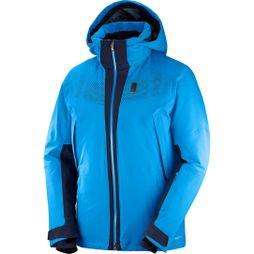 Salomon Mens Whitezone Jacket Hawaiian Surf