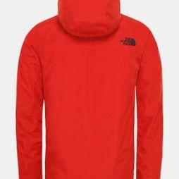 The North Face Men's Descendit Jacket Fiery Red