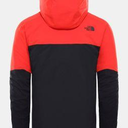 The North Face Men's Chakal Jacket Bright Red/Black