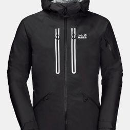 Jack Wolfskin Exolight Mountain Jacket Black