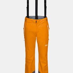 Jack Wolfskin Big White Pants Rusty Orange