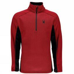 Mens Outbound Half Zip Mid Weight Stryke Fleece