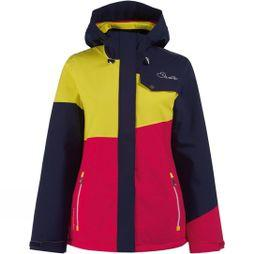 Dare 2 b Womens Shred Free Jacket Duchess Pink / Neon Spring