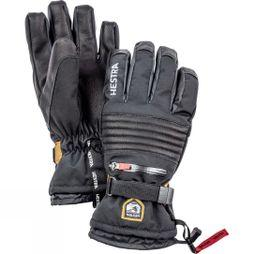 Hestra Mens All Mountain C Zone Glove Black