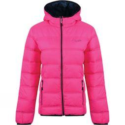 Dare 2 b Womens Low Down Jacket Cyber Pink