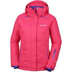 Columbia Womens On The Slope Jacket Punch Pink