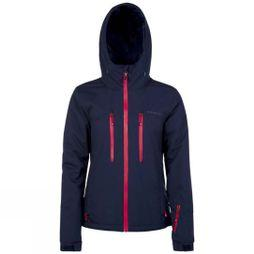 Protest Womens Giggile 18 Jacket Ground Blue