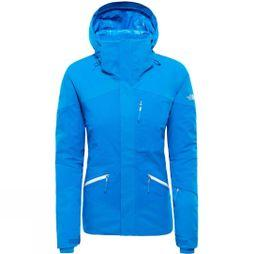 The North Face Womens Lenado Jacket Bomber Blue