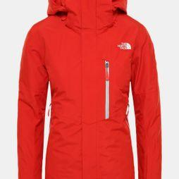 The North Face Women's Garner Triclimate Jacket Fiery Red