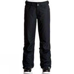 Roxy Womens Backyard Pants TRUE BLACK