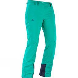 Salomon Womens Icemania Pants Waterfall