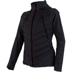 Degre 7 Womens Segogne Stretch Insulation Jacket Black