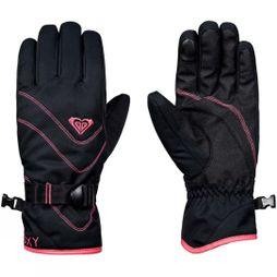 Womens Jetty Solid Gloves
