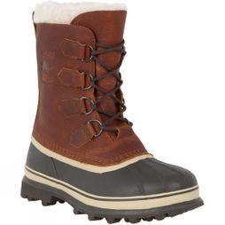 Sorel Mens Caribou Wool Boot Tobacco