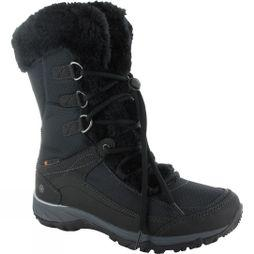 Hi-Tec Womens Equilibrio St Bijou 200 I Waterproof Boot Black