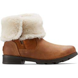 Sorel Womens Emelie Foldover Boot Camel Brown