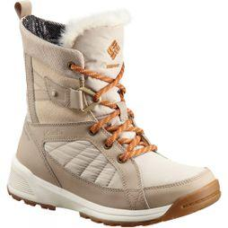 Columbia Womens Meadows Shorty Omni-Heat 3D Boot Ancient Fossil/ Bright Copper