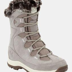Jack Wolfskin Womens Glacier Bay Texapore High Light Grey / Champagne