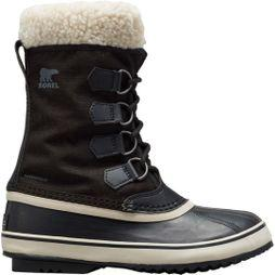 Sorel Womens Winter Carnival Boot Black, Stone