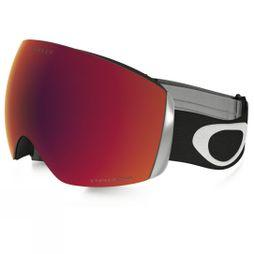 Oakley Mens Flight Deck Goggles Matt Black/Prizm Torch Iridium