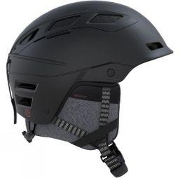 Salomon QST Charge Helmet Black