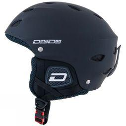 Dirty Dog Mens Orbit Helmet Matt Black