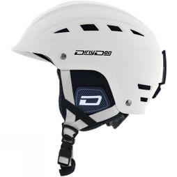 Dirty Dog Mens UFO Helmet Matte White