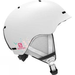 Salomon Kids Grom Helmet White