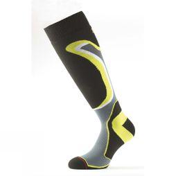 1000 Mile Ski & Snowboarding  Sock Yellow/Black