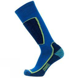 Point6 Mens Ski Light OTC Sock Deep Teal