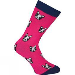Dare 2 b Kids Footloose III Ski Sock Cyber Pink