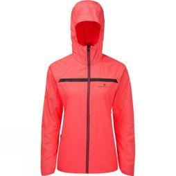 Ronhill Women's Momentum Afterlight Jacket Hot Pink/Reflect
