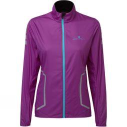 Ronhill Womens Stride Sundown Jacket Thistle/Reflect