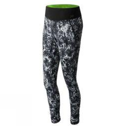 Womens Premium Performance Print Tights