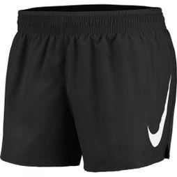 Nike Women's Swoosh Run Short Black          /White