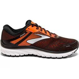 Brooks Men's Adrenaline GTS 18 Black/Orange/Ebony