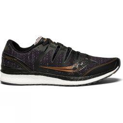 Saucony Mens Liberty ISO Shoe Black/Denim/Copper