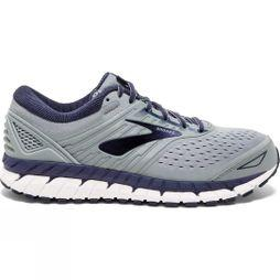 Brooks Mens Beast 18  Grey/Navy/White