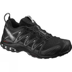 Salomon Mens XA Pro 3D Shoe Black/ Magnet/ Quiet Shade