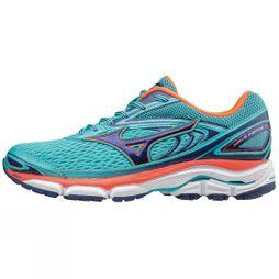 Mizuno Womens Wave Inspire 13 BlueRadiance/Blueprint/F