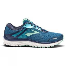 Brooks Womens Adrenaline GTS 18 Navy/Teal Mint