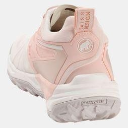 Mammut Womens Saentis Low Shoe Bright White/Candy