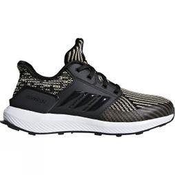 Adidas Kids RapidaRun Knit Shoes Core Black/Core Black/Ftwr White