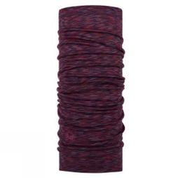 Buff Lightweight Merino Wool Buff Ruby Multi Stripes