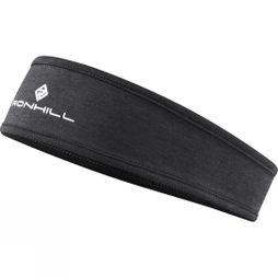 Ronhill Womens Stretch Headband Charcoal Marl