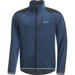 Gore Bikewear Mens C3 Windstopper Phantom Zip Off Jacket Teal
