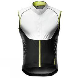 Mavic Mens Vision H2O Vest White          /Black